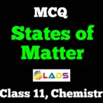 MCQ of States of Matter