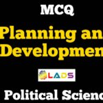 MCQ of Planning And Development
