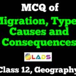 MCQ of Migration Types Causes and Consequences