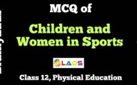 MCQ of Children and Women in Sports