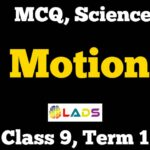 MCQ of Motion