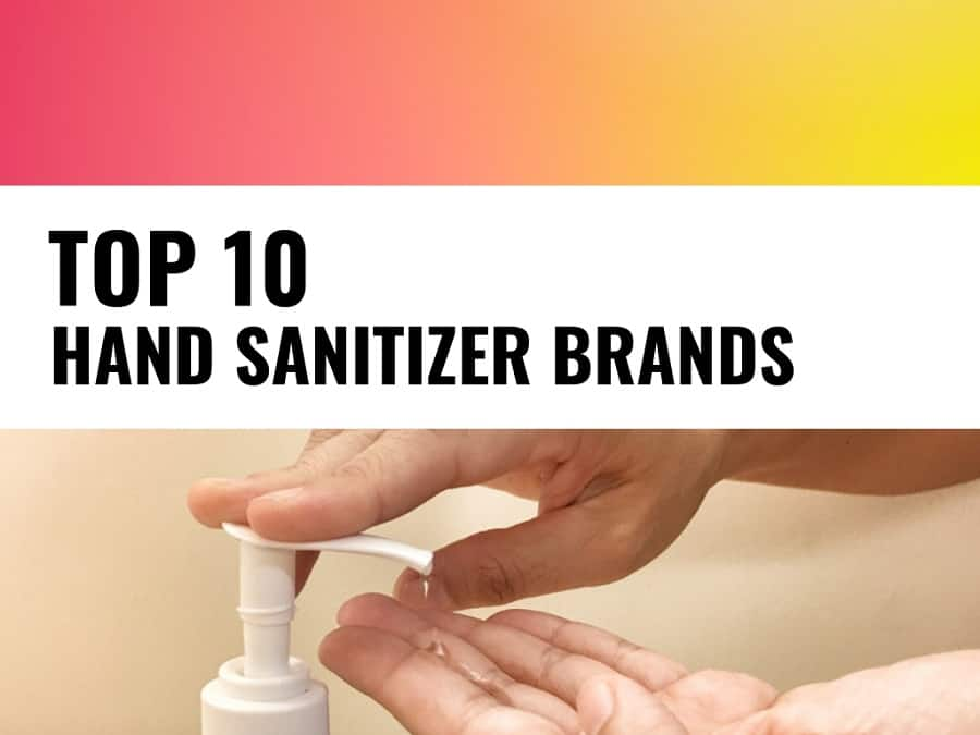 List Of Top 10 Best Hand Sanitizer Brands In India Brandyuva