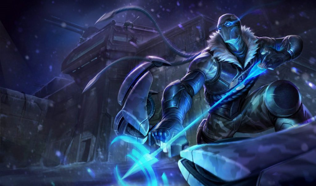 Arctic Ops Varus - 5 New Skins Being Added