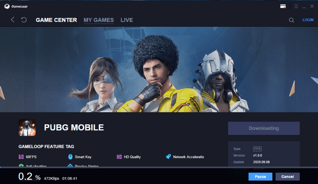 How to install PUBG Mobile on PC using GameLoop
