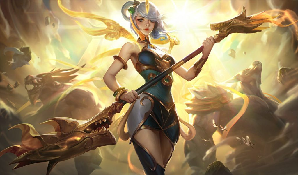 Lux - Beginner Champion And Roles