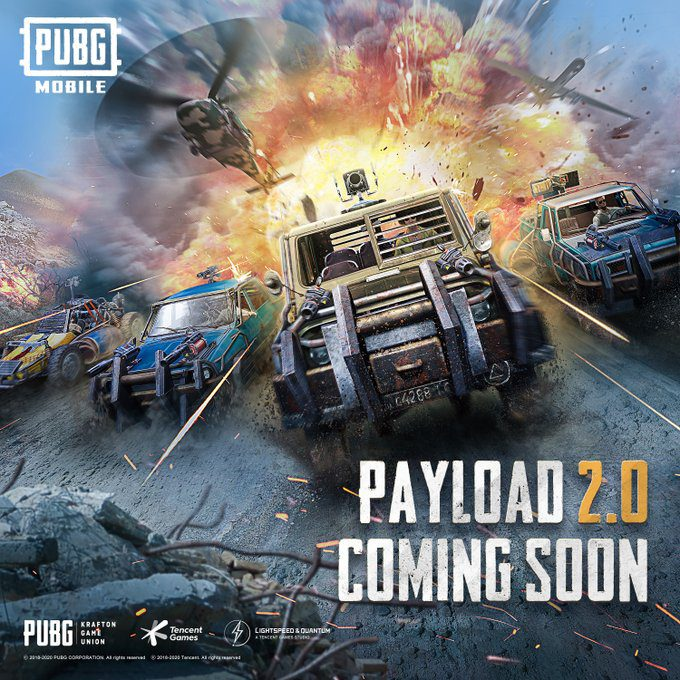 Payload2.0 armed vehicles