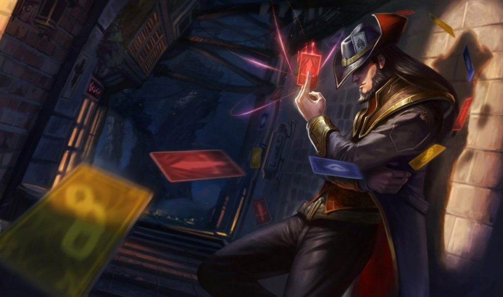 Twisted Fate - League of Legends: Wild Rift Champions