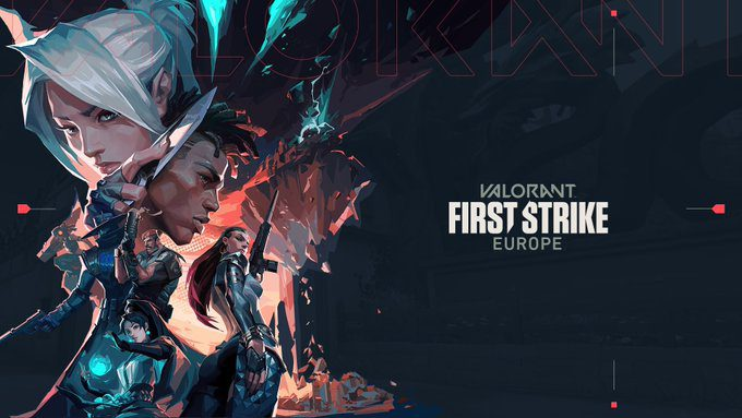 Valorant First Strike Series in Europe