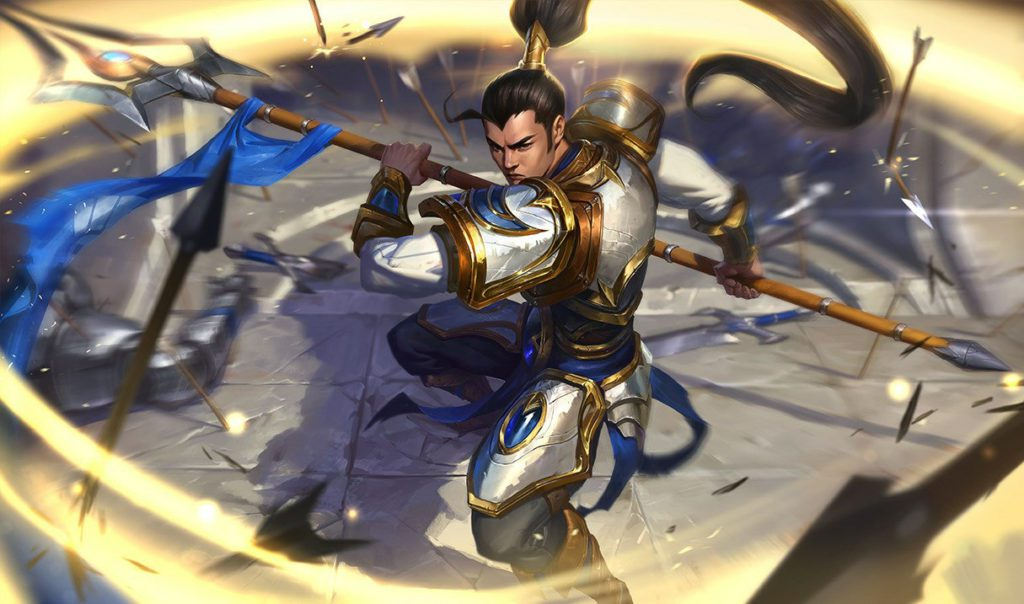 xin zhao wild rift patch notes 1.0A
