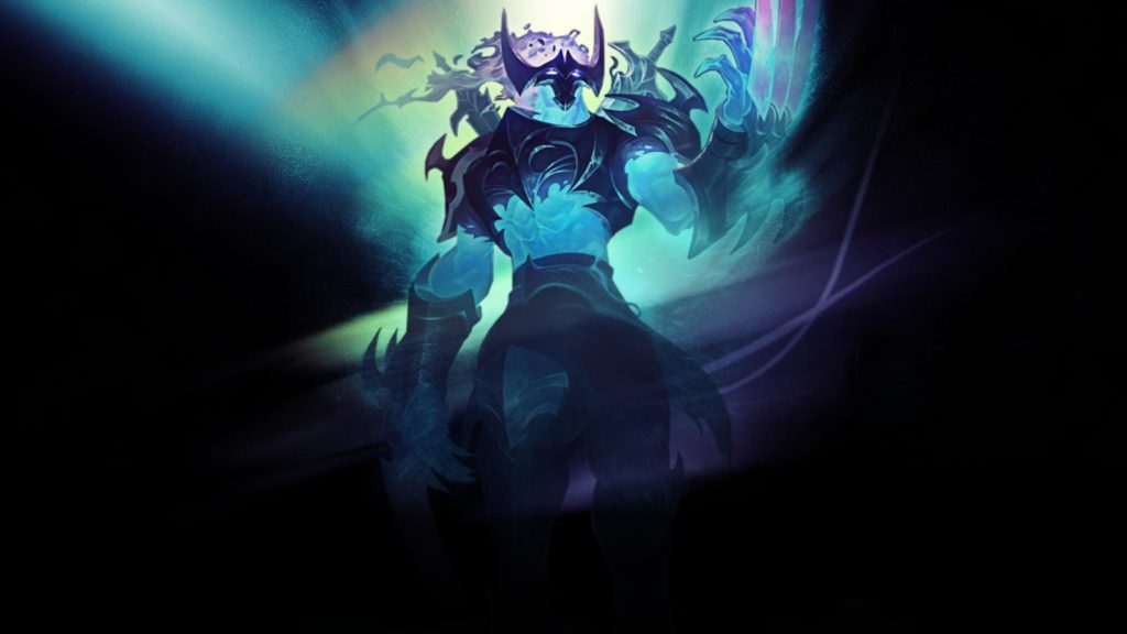 Death Sworn Zed - One of 5 new skins being added to Wild Rift