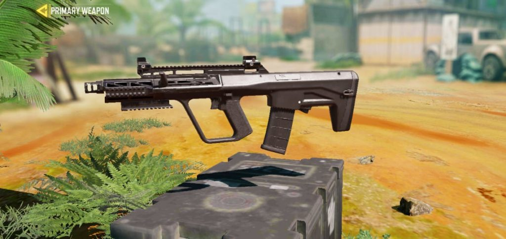 AGR 556 is the latest SMG in COD Mobile season 12