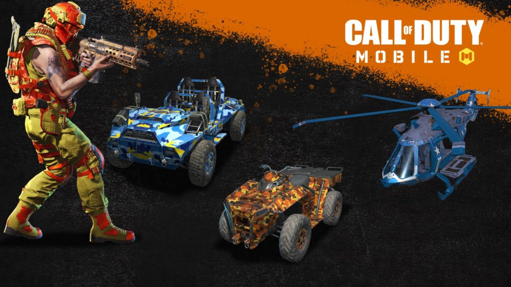 Call of Duty November 2020 Rewards: Call of Duty: Mobile