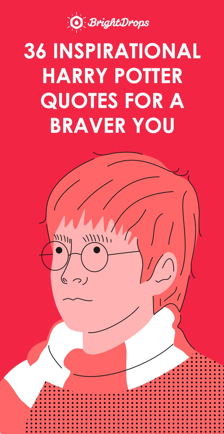 Harry Potter Inspirational Quotes 5