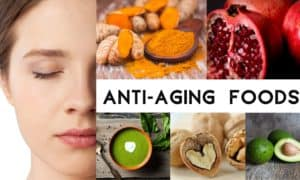 Anti-Aging Foods For Younger Looking Skin