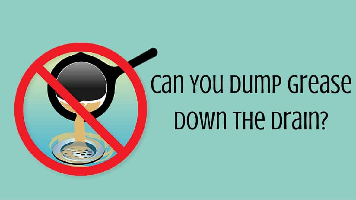 10 Things that Should Never be Dumped Down the Drain