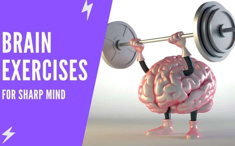 11 Brain Exercises to Keep Your Mind Sharp