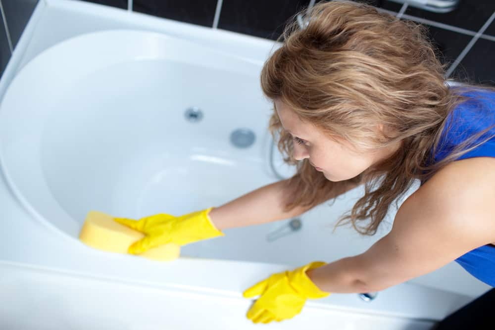 superb cleaning hacks for a stunning bathroom
