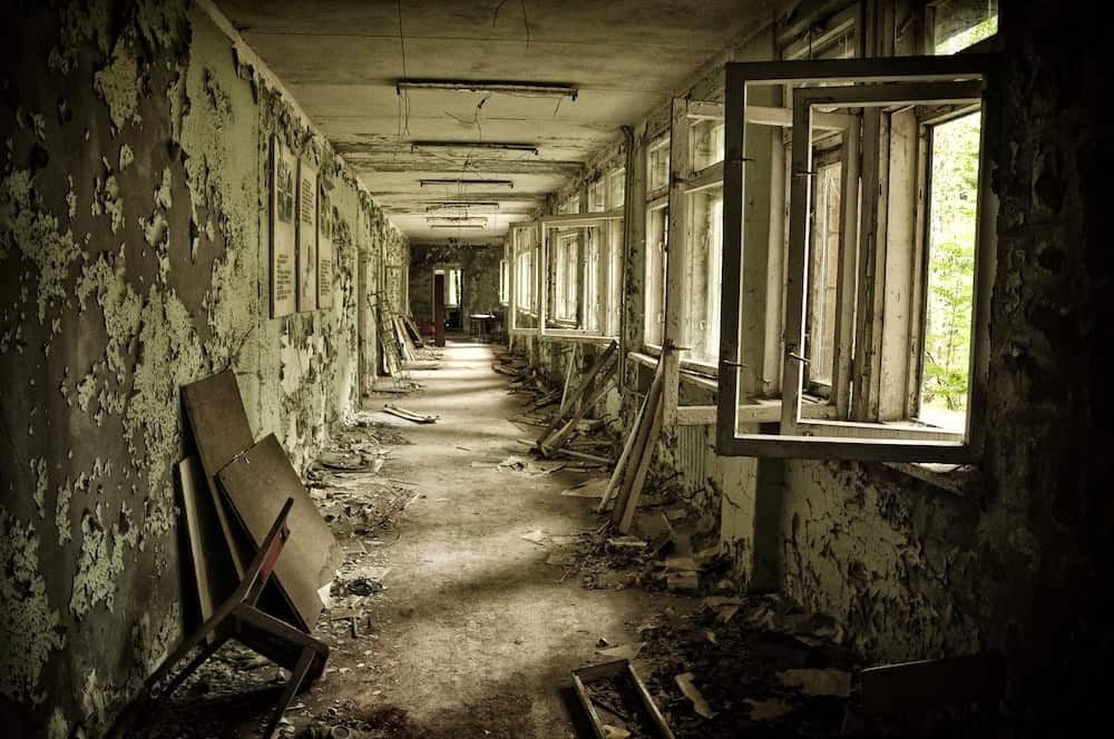 Creepiest and Scariest Places in the World