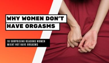 Why So Many Women Don't Have Orgasms