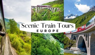 Rail Travel in Europe: 17 Europe's Most Scenic Train Tours