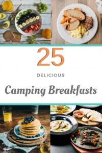 breakfast options to eat while camping roundup