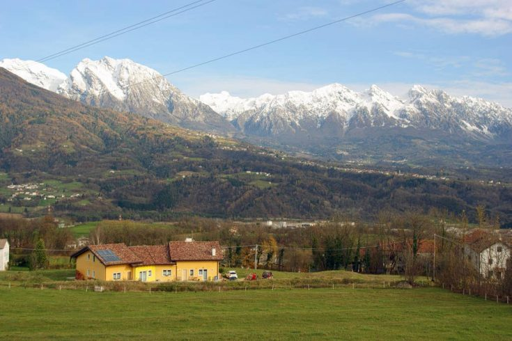The dolomites are waiting for you - Farm stays for Rent in Ponte nelle Alpi, Veneto, Italy