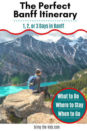 Banff Itinerary for 1, 2, or 3 days