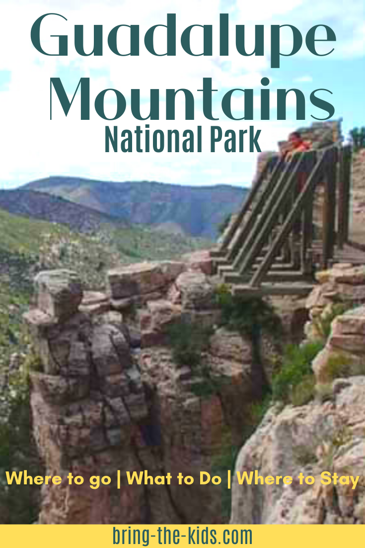 The Best of Guadalupe Mountains in a Weekend