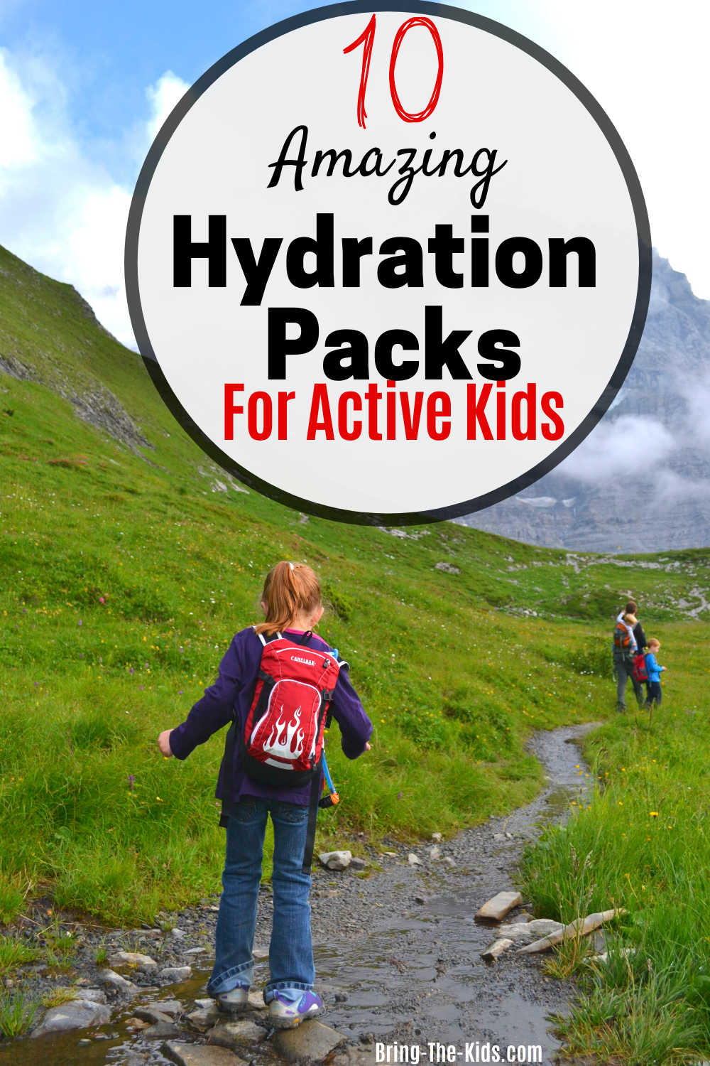 Top 10 Hydration Packs for Kids