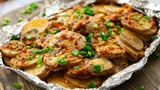 Campfire Potatoes - Campfire, Grill or Oven