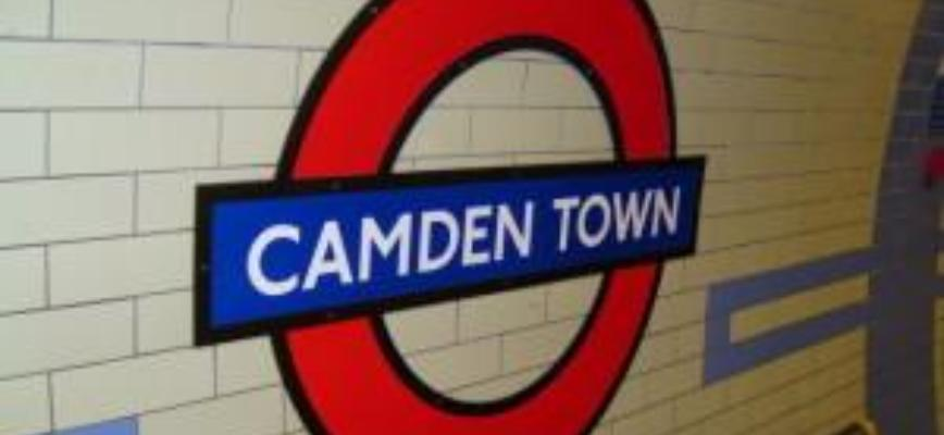 Moving to Camden Town