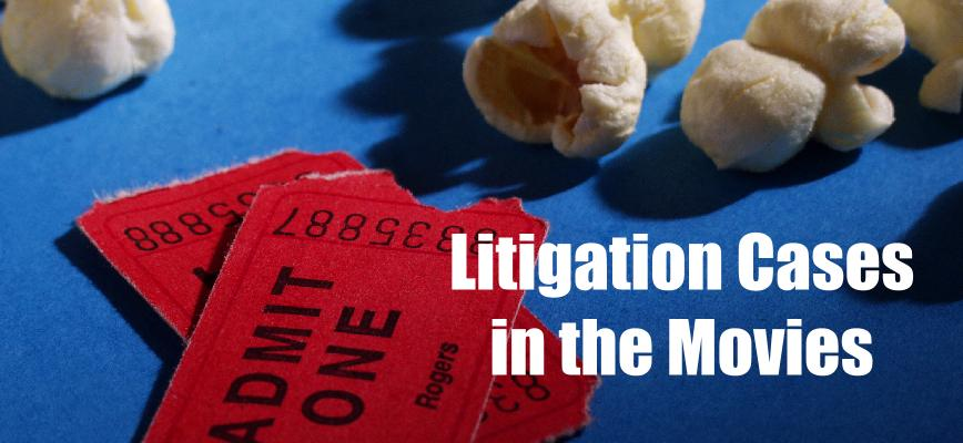 movie litigation cases