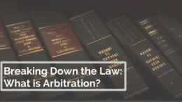 what-is-arbitration