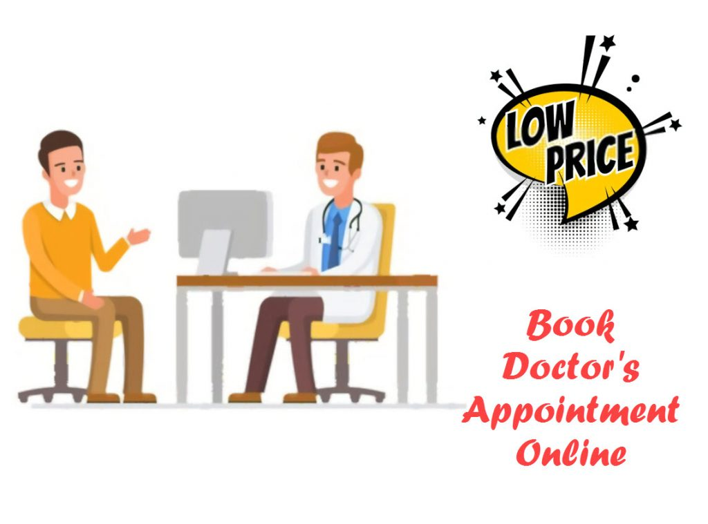 Book Doctors Appointment Online at Low Price