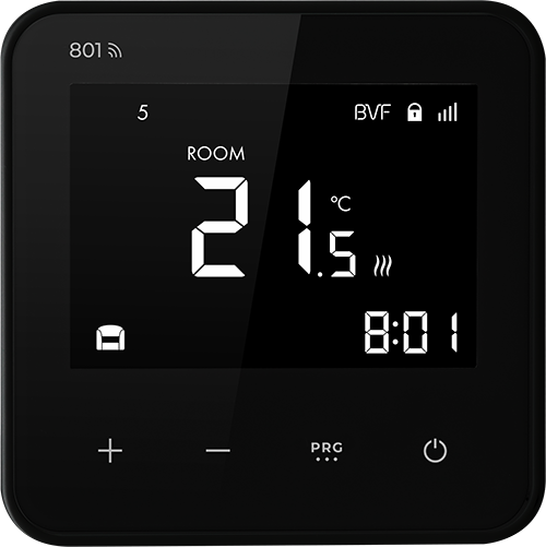 BVF 801 WiFi thermostat