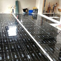 CALEO floor and ceiling heating