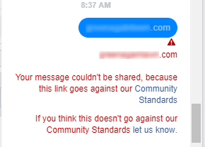 14783I Will Unblock Your Domain From Facebook
