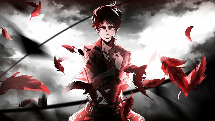 Wallpaper Hd Anime Attack On Titan