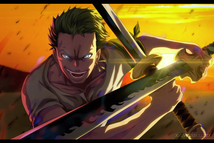 One Piece Zoro Wallpaper Hd Desktop