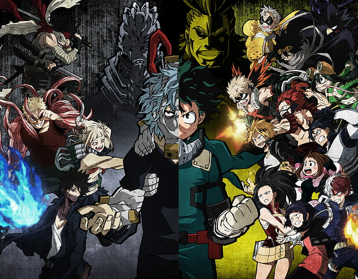 Anime Wallpaper Bnha