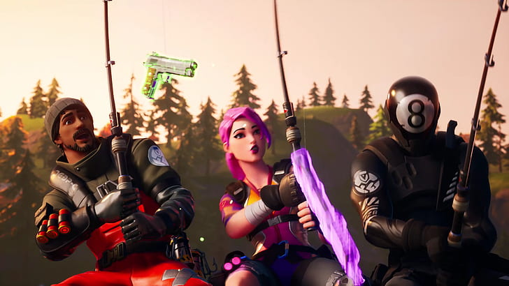 Fortnite Xbox Wallpaper