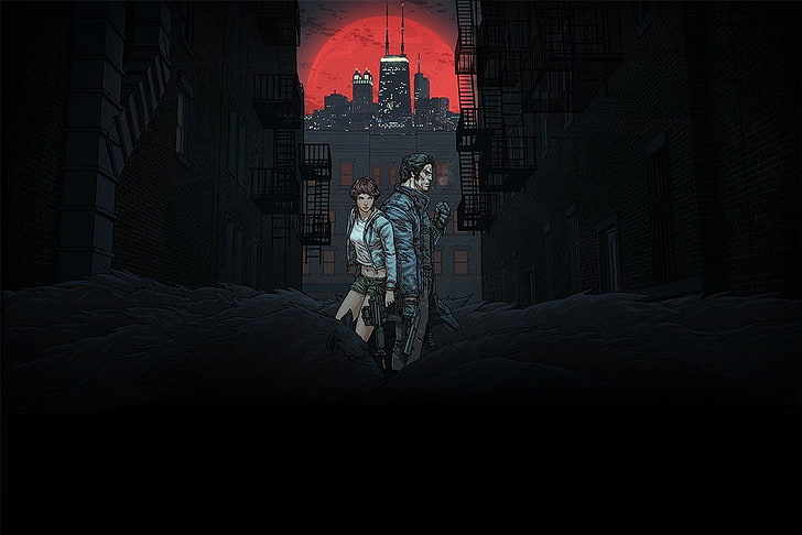 The Wolf Among Us Wallpaper 1920x1080