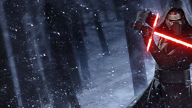 star wars kylo ren star wars the force awakens wallpaper preview