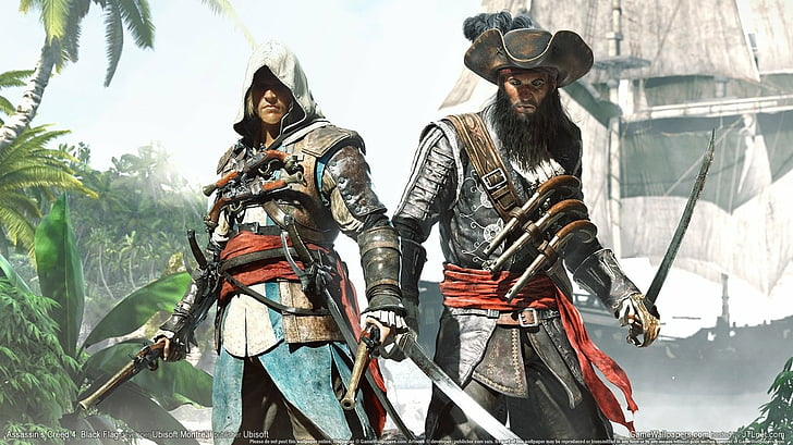 Android Assassins Creed Black Flag Wallpaper