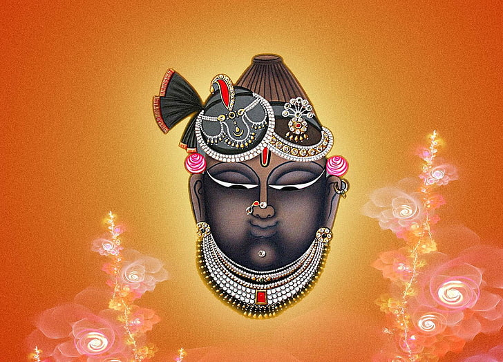 god lord shrinathji wallpaper preview