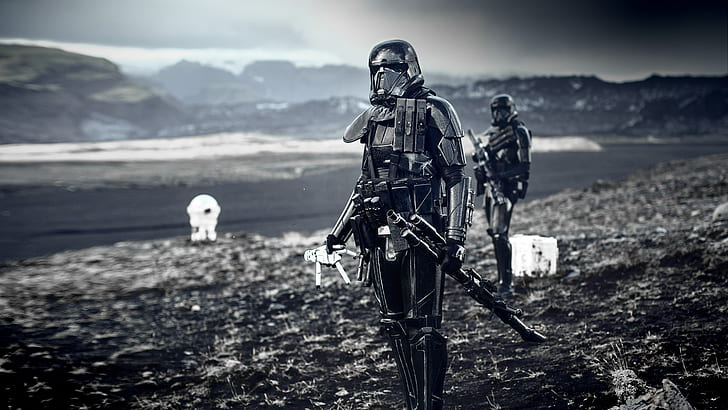 imperial death trooper rogue one a star wars story star wars stormtrooper wallpaper preview