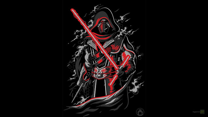 Star Wars Wallpaper Kylo Ren Mask