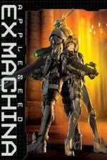 Nonton Streaming Download Drama Appleseed: Ex Machina (2007) Subtitle Indonesia