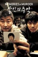 Nonton Streaming Download Drama Memories of Murder (2003) Sub Indo ewe Subtitle Indonesia