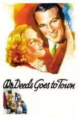 Nonton Streaming Download Drama Mr. Deeds Goes to Town (1936) Subtitle Indonesia